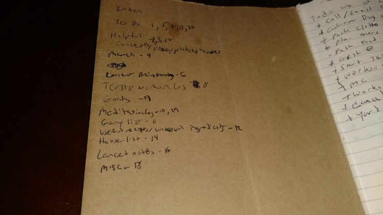 GearDiary The Minimalist, Ugly Bullet Journal Is My Favorite Gear