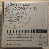 Jabra Speak 710: Great for Conference Calls and Desktop Speaker Use