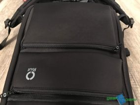 "GearDiary The Riut RiutBag R15 Eliminates that ""Excuse Me, But Your Bag Is Open"" Moment"