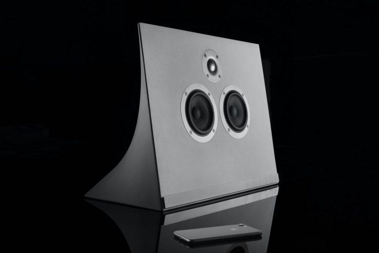 Master & Dynamic Announces Their First Wireless Speaker