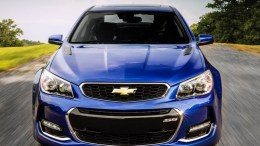2017 Chevrolet SS Performance Sedan: It Was Great Knowing You, Mate