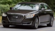 2017 Genesis G90: Living Large in the Lap of Luxury
