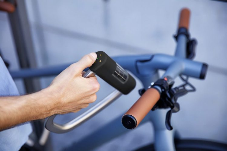 Ellipse Bicycle Lock from Lattis Brings a High-Tech Solution to a Low-Tech Problem