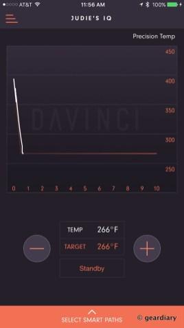 1-DaVinci IQ Precision Vaporizer set for eucalyptus