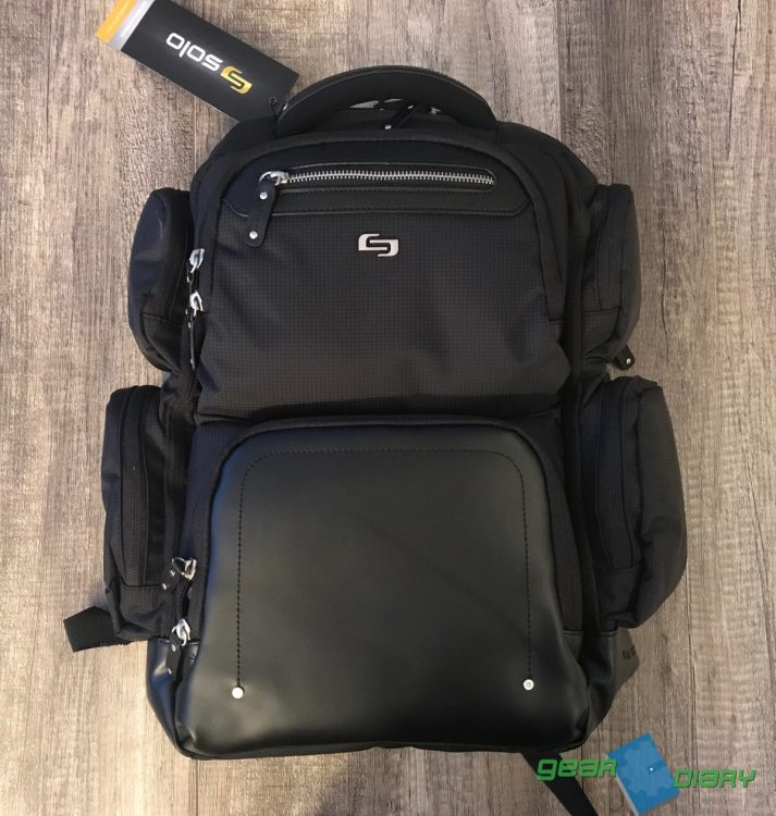 GearDiary Solo's NYC Inspired Bag Review: Is This Your Bag?