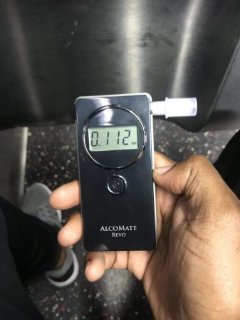 GearDiary Take Precautions and Make Sure You're Under the Limit with the AlcoMate Revo Breathalyzer