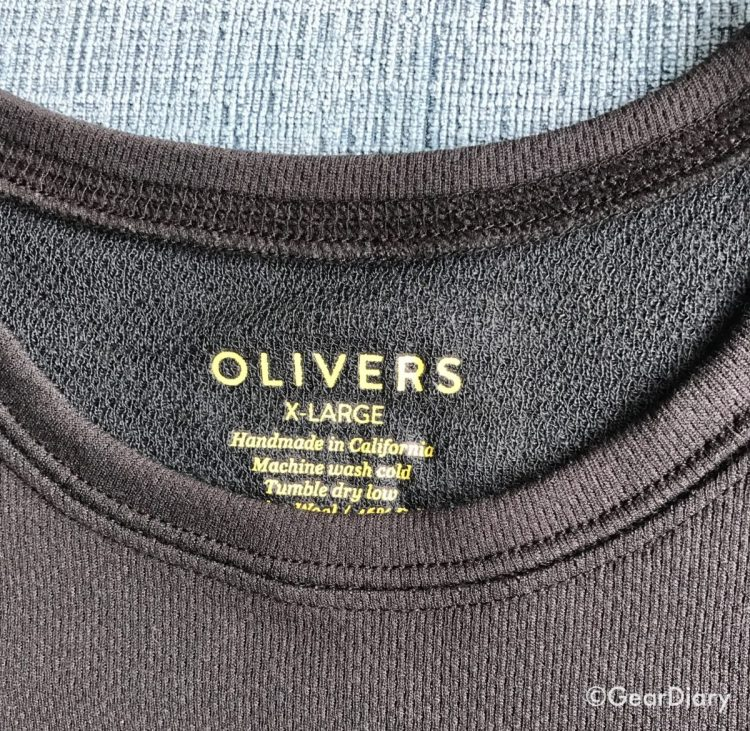 You'll Love Wearing Olivers' Terminal Tech Tee