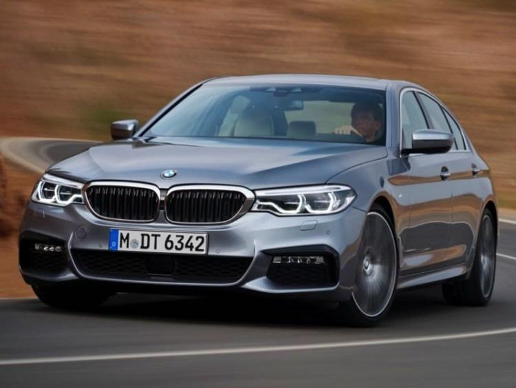2017 BMW 530i Luxury Sport Sedan Packs in the Wow Factor
