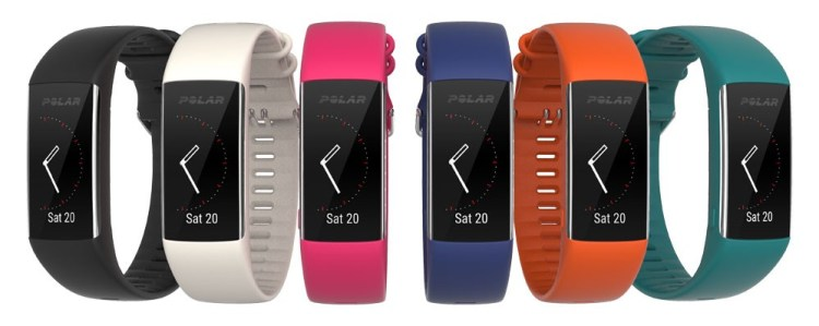 Polar A370 Aims to Combine Fitness Tracking with Serious Heart Rate Monitoring in One Small Package