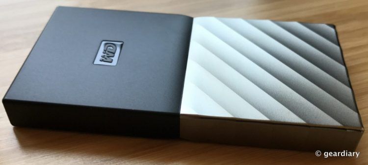 The Western Digital My Passport SSD: Tiny Yet Fast and Substantial Storage