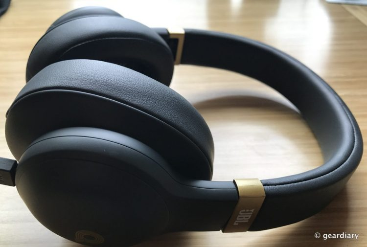 JBL E55BT Quincy Edition Headphones: Quincy Jones' Signature Sound