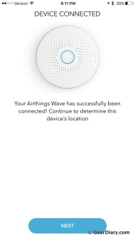 Airthings Wave Is the Most User Friendly Radon Detector on the Market