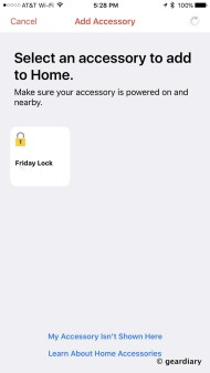 GearDiary Friday Lock: Lock and Unlock Your Home Remotely from Your Phone