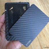 PITAKA New Wallet: A Fast Access Magnetic Modular Carbon Fiber Wallet