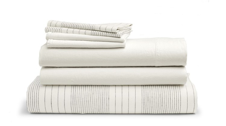 Brooklinen Limited-Edition Linen Collection: Light, Airy, Luxurious and Ultra-Breathable