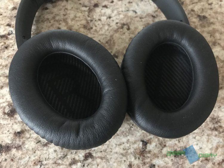 Outside Noise Is Non-Existent with the Bose QuietComfort 35 Bluetooth Wireless Headphones
