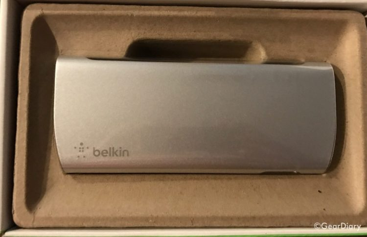 The Belkin Thunderbolt 3 Express Dock HD with Cable is Key to Unlocking My New Home Office's Potential