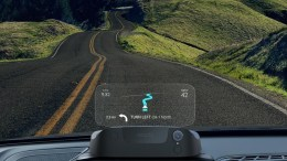 Innovative Navdy Heads-Up Display Keeps Your Eyes on the Road at All Times