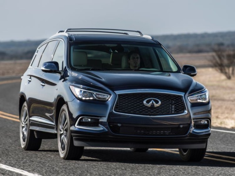 2017 Infiniti QX60 Is Familiar and Fabulous  2017 Infiniti QX60 Is Familiar and Fabulous  2017 Infiniti QX60 Is Familiar and Fabulous  2017 Infiniti QX60 Is Familiar and Fabulous  2017 Infiniti QX60 Is Familiar and Fabulous