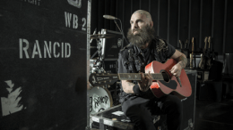 GearDiary Fender Announces a Limited Edition Tim Armstrong Acoustic Guitar