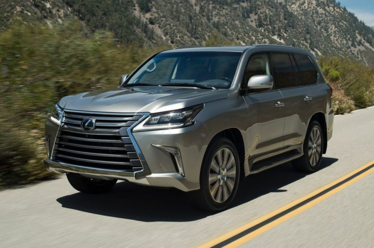Lexus Rolls out Newest SUV Tech and Highlights Hotel Partner Program