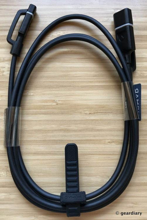 Nomad Rugged Cable: 1.5 Meters of Adventure Readiness