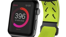 The X-Doria Action Band Is a Terrific Third-Party Apple Watch Band