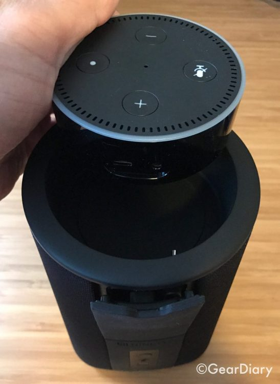 Add an Exclamation Mark to Your Dot with the VAUX Speaker for Echo Dot