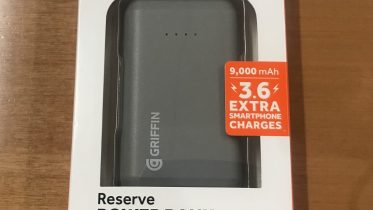 The Griffin Reserve Power Bank Will Charge Your Devices on the Go