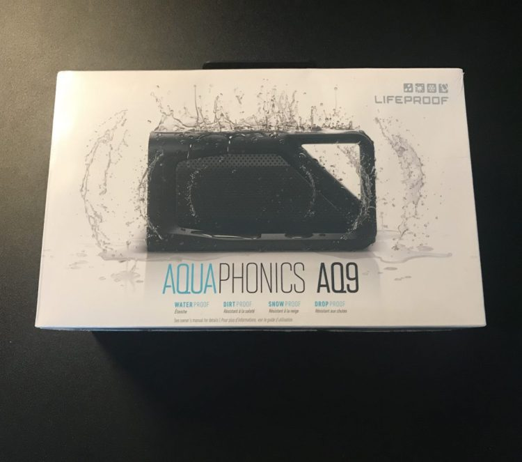 Live Loud This Summer with the LifeProof Aquaphonics AQ 9 Bluetooth Speaker