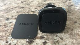 GearDiary Anker Air Vent Magnetic Car Mount Is a Great Option for Your Dashboard