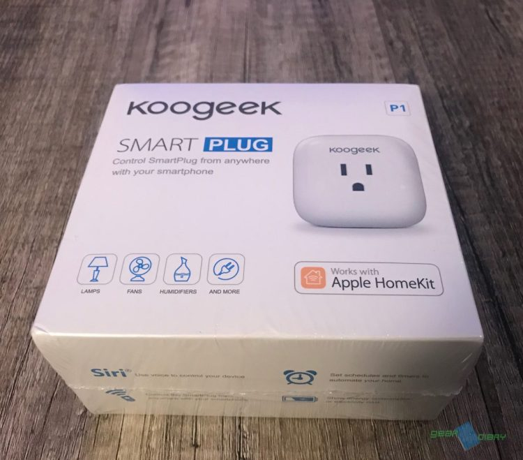 Koogeek's P1 Smart Plug Connects All of Your Home Tech Through Apple's HomeKit