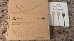 GearDiary Aukey's Latest Battery Packs Are Great Pocket Companions