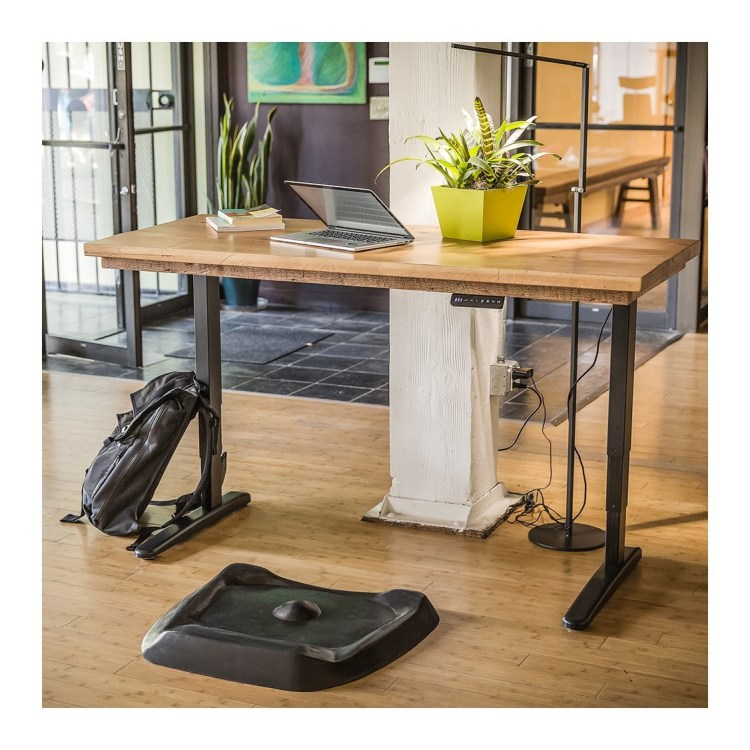 Add Some Variety to Your Standing Desk with Fully's Anti-Fatigue Topo Mat