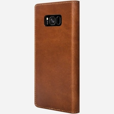 GearDiary Nomad Leather Folio Wallet for the Samsung Galaxy S8 Plus Review