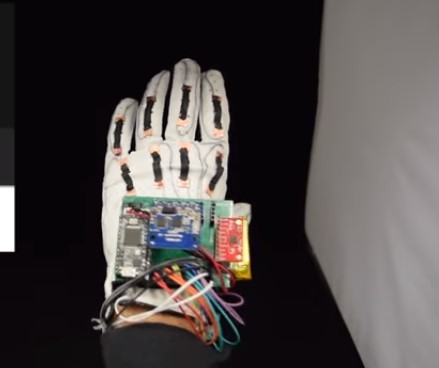 This Smart Glove Could Revolutionize How Hearing-Impaired People Communicate