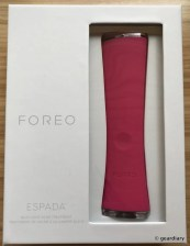 FOREO ESPADA Blue Light Acne Treatment Device Review