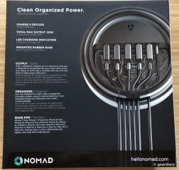 Nomad USB Hub Review: Organize Your Power