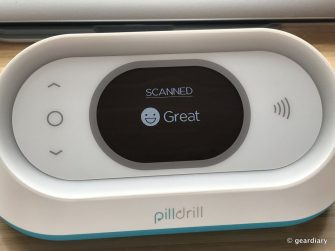 GearDiary PillDrill: Smart Medication Tracking for Yourself or a Loved One
