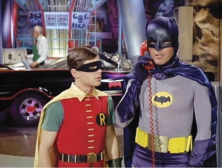 Introducing Batman to the Preschool Set