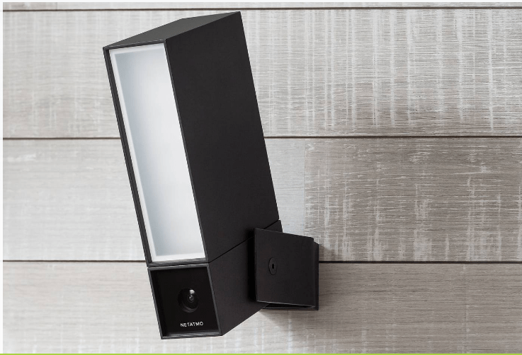 Netatmo Integrates Homekit into Their Cameras