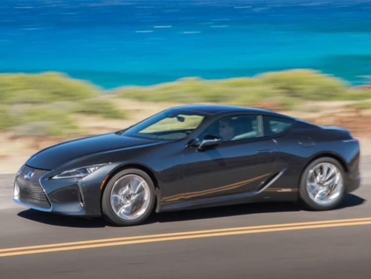 2018 lexus sport coupe.  lexus 2018 lexus lc 500h hybrid luxury sport coupe a blast from the future to lexus sport coupe