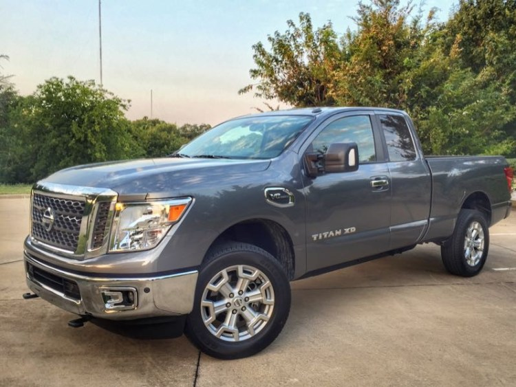GearDiary 2017 Nissan Titan XD King Cab Completes Nissan's Truck Launch