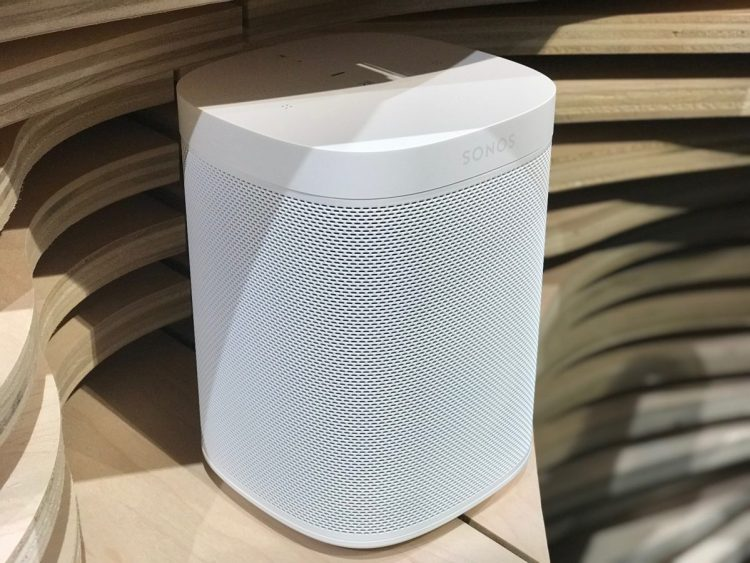 With Sonos the One, Sonos (Finally) Unveils a Speaker with Amazon Alexa Integration (Google Assistant, Too!)