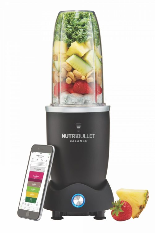 NutriBullet Balance: Take Your Smoothies to the Next Level