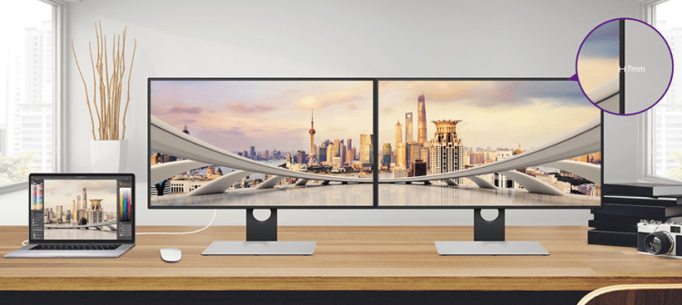 """The BenQ PD2710QC 27"""" QHD Designer Monitor Is a Great Monitor with Superpowers"""