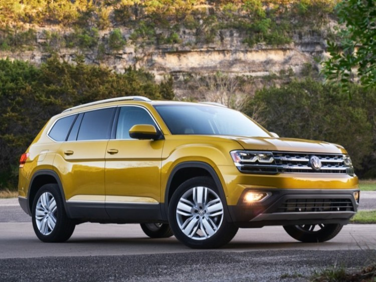 2018 Volkswagen Atlas Already Taking the Cake