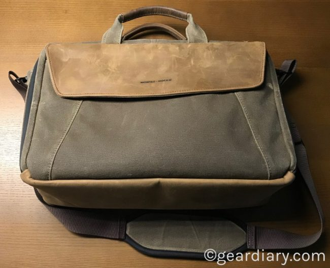 GearDiary The WaterField Air Porter and Air Caddy Are Great… but Is WaterField Making a Mistake?