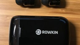 GearDiary Rowkin Micro Are Small, Truly Wireless Earbuds Offering Big Sound