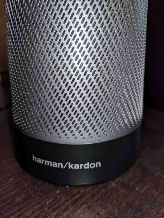 Harman Kardon Invoke Details